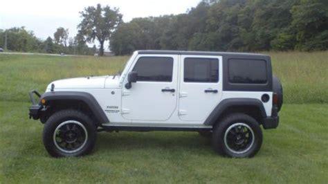 2012 jeep wrangler 4 door sell used 2012 jeep wrangler unlimited 4 door 4x4 in