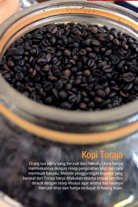 Kopi Aroma Toraja By Bdg Coffee kwang koan cikopi