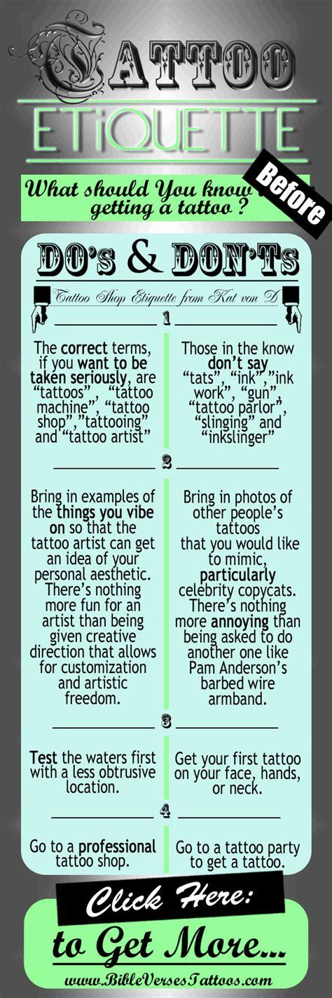 Tattoo Parlor Etiquette | tattoo shop etiquette from kat von d in her 1st book