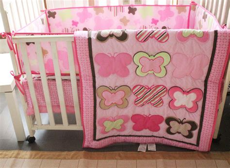 butterfly cot bedding sets get cheap butterfly crib bedding aliexpress