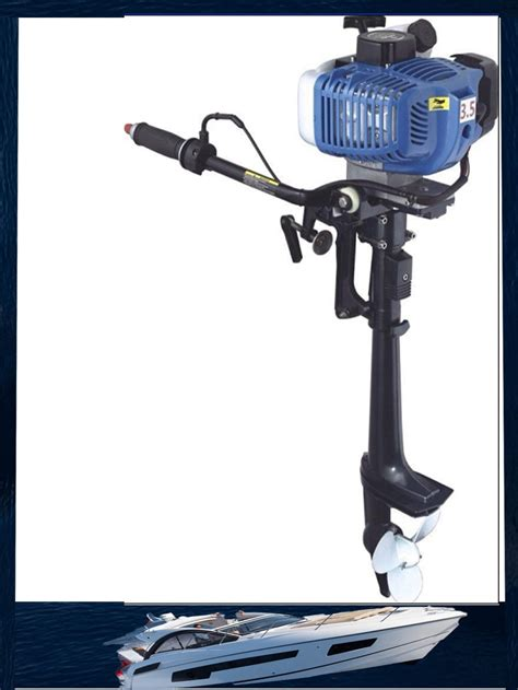 5hp boat motor anqidi 3 5hp outboard motor 2 stroke marine outboard motor