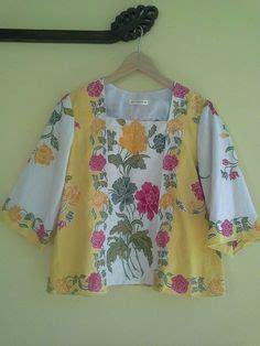 Al406 Blouse Motif Bagus batik indonesia batik tenun kebaya indonesia kebaya and batik fashion