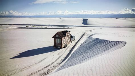 New Home Plumbing by White Sands National Monument 0023 Tiny House Giant