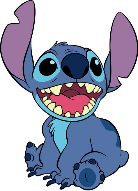 Stitch With stitch disney