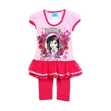 Setelan Anak Gir 01 jual millenia princess series pc set 01 setelan anak perempuan pink harga kualitas