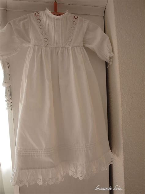 afghaanse jurk wit oud kanten jurkje brocante brie poppen pinterest