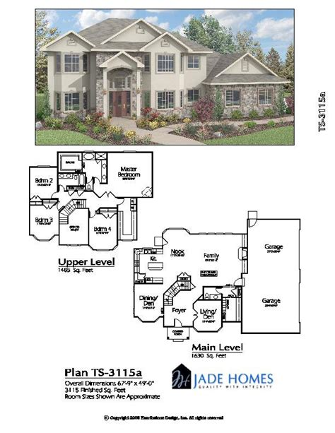 best of one story house plans over 2500 sq ft house plan two story over 2500 sq ft jade design center