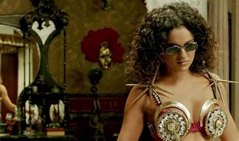 pk song queen film revolver rani movie review kangana ranaut goes beyond
