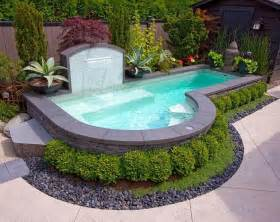 Small Pool Designs For Small Backyards Small Backyard Pools Ideas 2016 Decoration Y