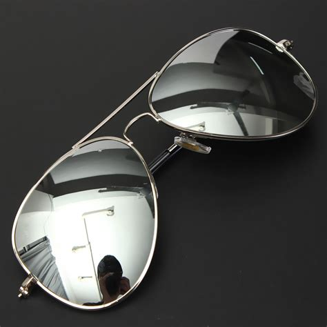 Outdoor Sport Mercury Sunglasses For And 3pcs outdoor fashion glasses metal frame sunglasses mirror eyewear silver frame