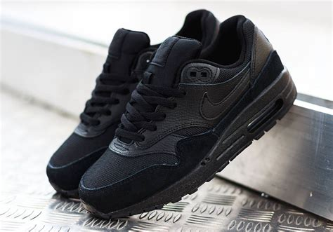 Nike Airmax Made In Black nike air max 1 gs quot black quot sneakernews