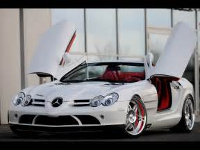 Mercedes Mclaren Mercedes Slr Mclaren World Of Cars