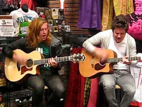secret we the acoustic we the secret acoustic 1 23 09