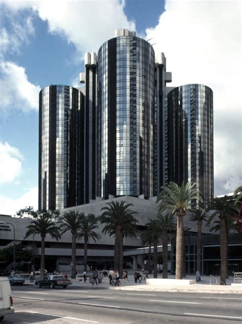 westin bonaventure hotel happening  dtla