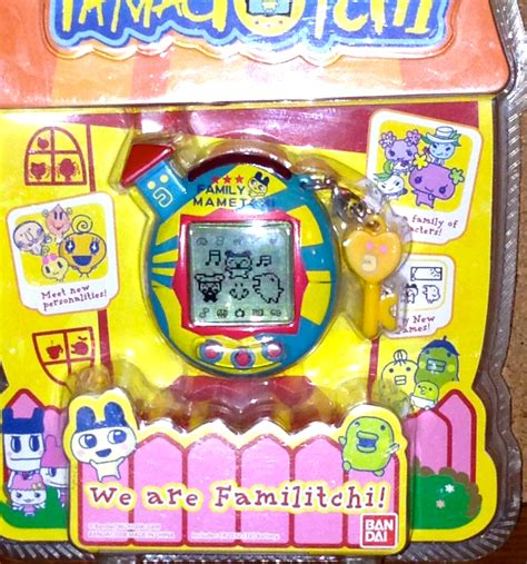 Tamagochi Connection Home tamagotchi connection mametchi familitchi v5