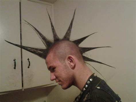 how to do spiked or spiky hair for older women 20 absolute punky liberty spikes for men hairstylec
