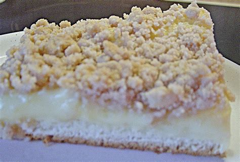 Pudding Streusel Kuchen Rezept Mit Bild Bezwinger