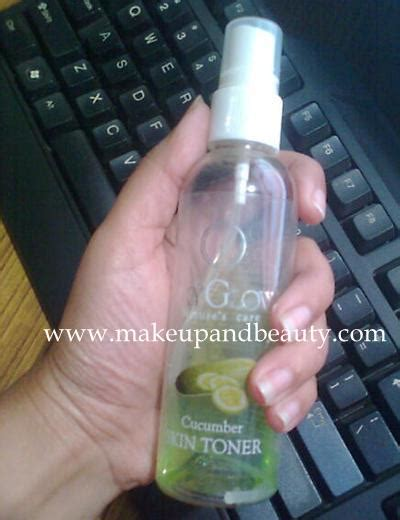 Oxy Glow Reguler oxy glow nature s care cucumber skin toner review