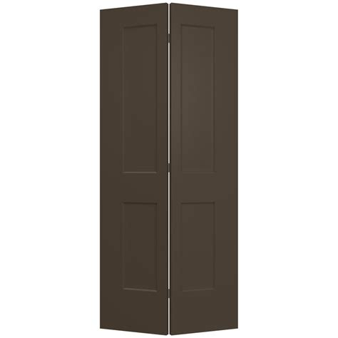 Jeld Wen Closet Doors Jeld Wen 32 In X 96 In Smooth 2 Panel Brilliant White Solid Molded Composite Interior