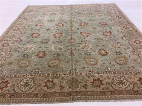 oversized rug 12 x 15 green tabriz haji jalili rug oversized knotted ebay