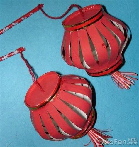 Handmade Tanglung - 2013年中秋节灯笼diy制作方法 纸杯手工作品 中考 高分社区