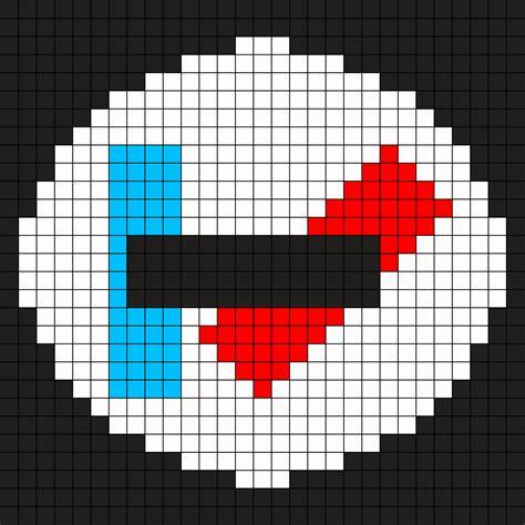 circle perler bead patterns twenty one pilots circle logo perler bead pattern bead