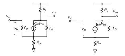 emitter degeneration resistor chapter 9 single transistor lifier stages analog devices wiki