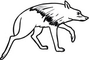 baby hyena coloring page 301 moved permanently