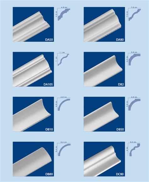cornici di polistirolo polistirolo e materiali plastici