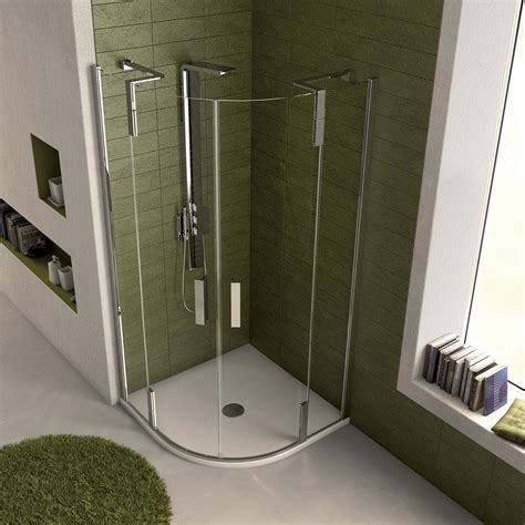 cabina doccia misure docce angolari misure e forme che risolvono problemi di