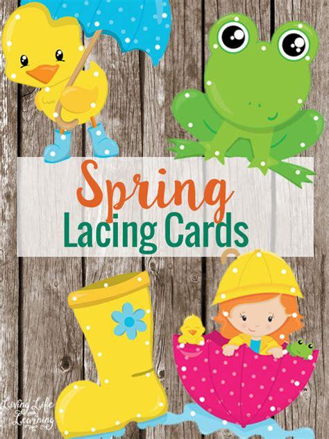 free printable christmas lacing cards free printable spring lacing cards lacing cards fine