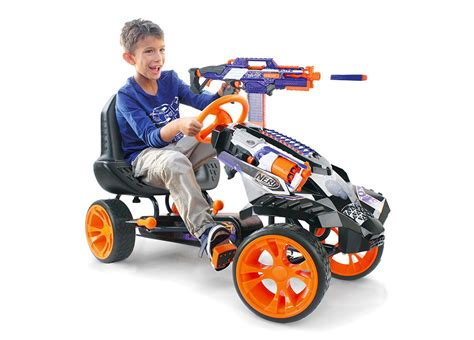 Nerf Battle Racer Puts The Foam Beatdown On Wheels Technabob