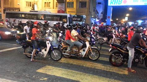 Mat Rempit Kl motorcyclists mat rempit in kl