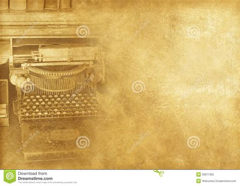 old vintage images typewriter machine vintage stock image image of aged
