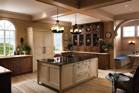 Design A New Kitchen Kitchen Designs Wood Mode S New American Classics Design Theme Kitchen Designs By Ken