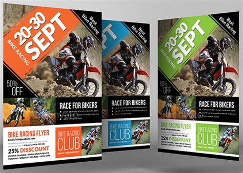 Free Race Flyer Template race flyer template