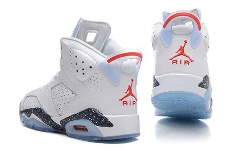 air retro 6 baby blue new jordans baby