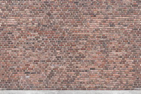 brick wall wallpaper mural designed   perswallniclas