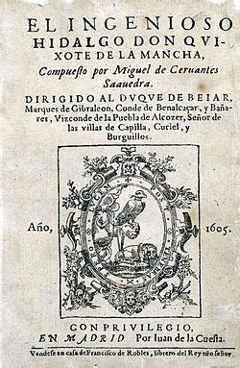 el ingenioso hidalgo don quijote de la mancha libro de texto para leer en linea don quijote de la mancha wikipedia la enciclopedia libre