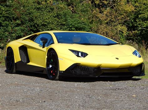 Financing A Lamborghini Aventador Used 2016 Lamborghini Aventador For Sale In Hshire