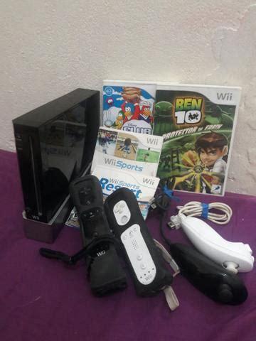 wii original console wii branco acessorios e jogos sao paulo console e