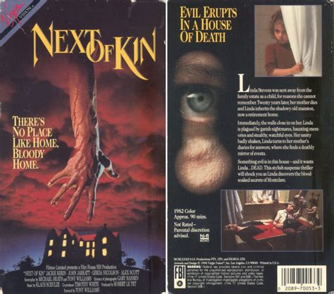 next of kin next door how to find sasquatch a s throw away books next of kin 1982 complete scan collection