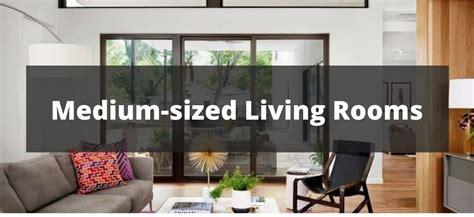 medium sized living room ideas