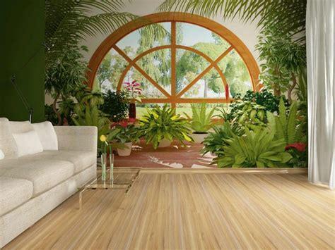 Fototapete Fenster Garten by Fototapete Digitaldruck Photo Wand Blumen Bild Tapete 49