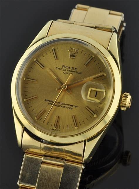 rolex gold plated 1550 watchestobuy