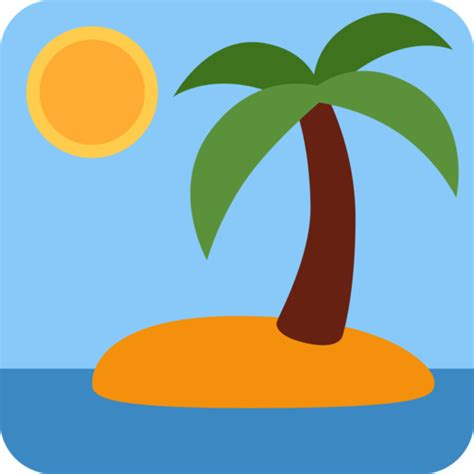 island emoji island emoji database of emoji