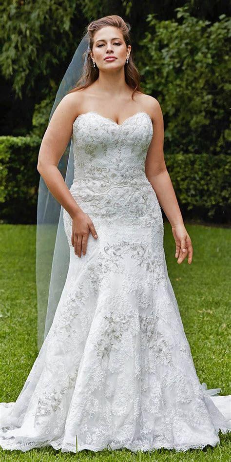 White Tunik Bunda Bd 1 best 25 curvy wedding dresses ideas on plus