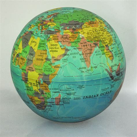 Kings Home Decor by Rotating 3d World Map Book Covers