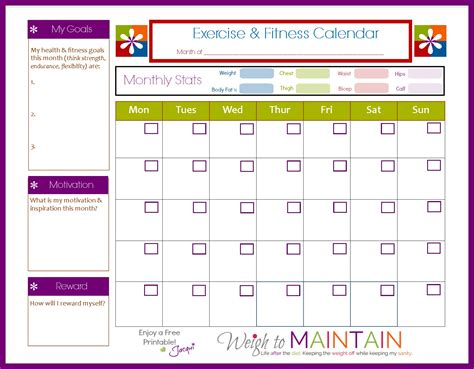 printable diet plan calendar free printable diet calendars calendar template 2016