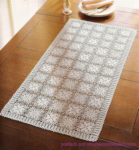 pattern crochet table runner crochet table runner with diagrams i like the fact that